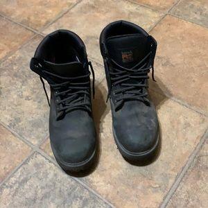 Timberland waterproof work boots
